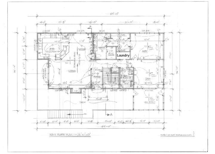 electrical plan legend