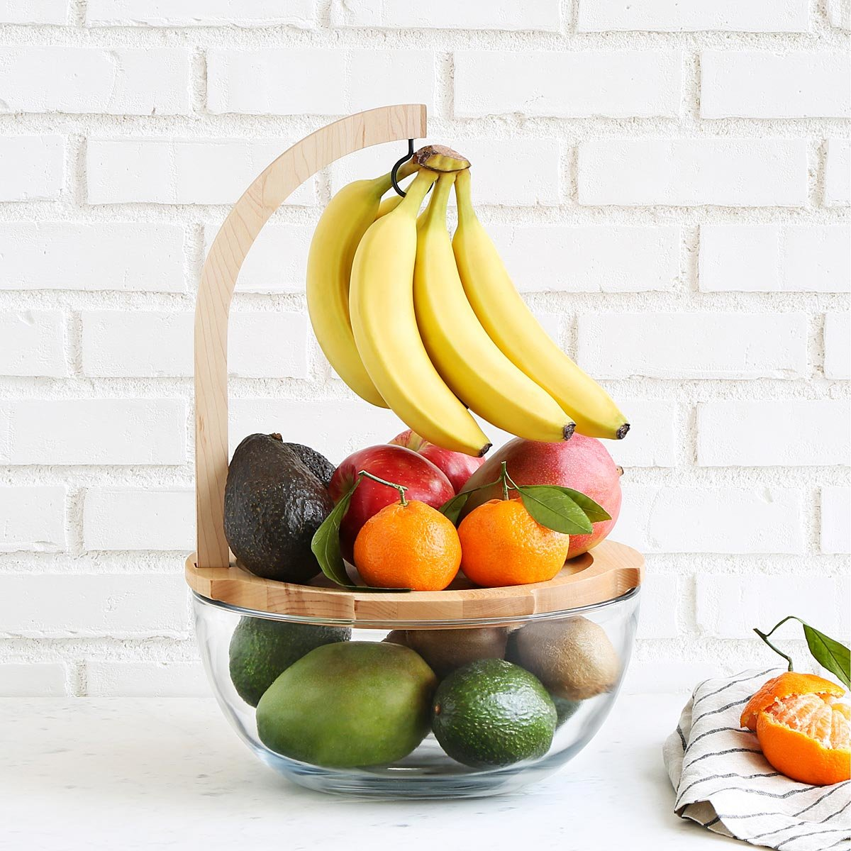 Wire Fruit Bowls Give Your Favorite Fruits A Boost With The Just Ripe Fruit Bowl