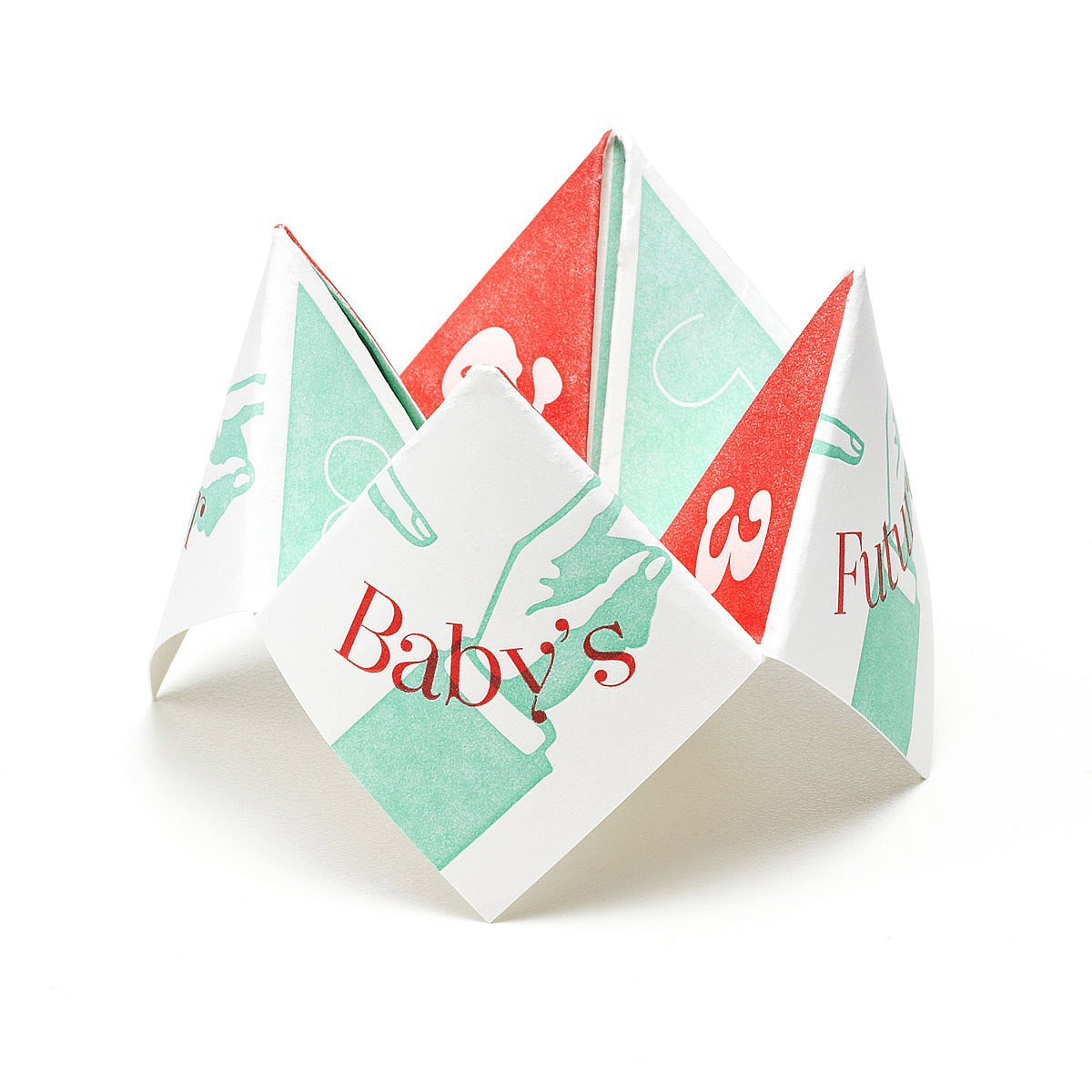 Baby Teller Baby S Future Fortune Teller Baby Shower Game New Baby