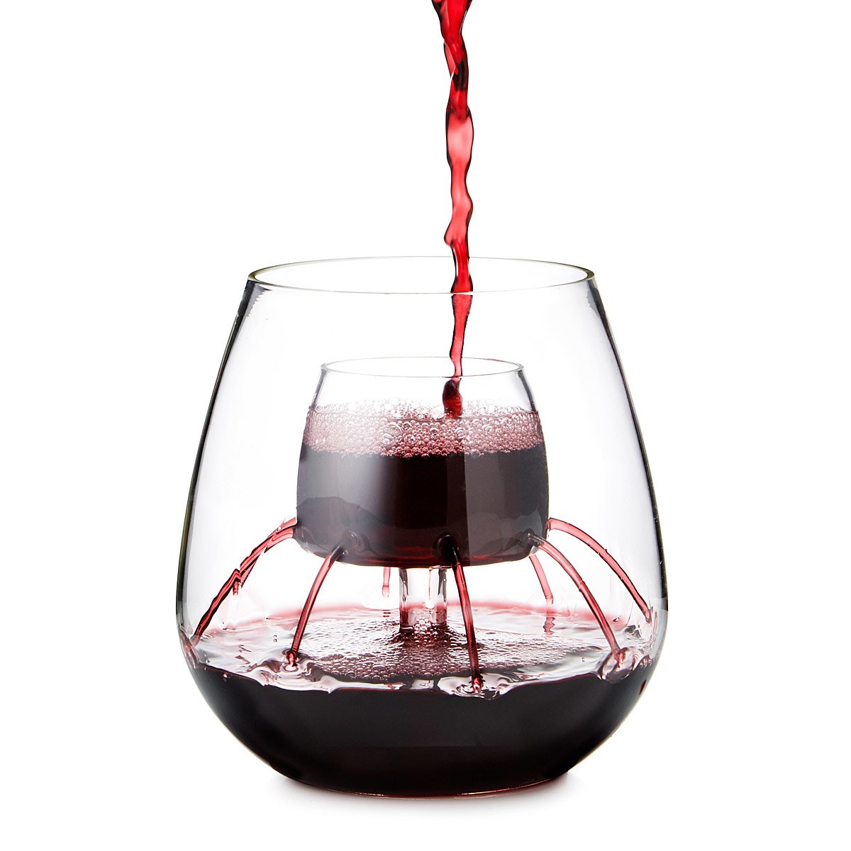 Red Wine Glasses For Sale Stemless Aerating Wine Glasses Set Of 2 Wine Tumblers