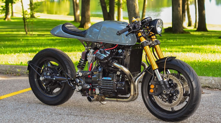 1980 Honda CX500 Cafe Racer by BBCR Engineering