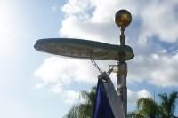 Solar Flagpole Light - Uncommon USA - Flagpoles, Flagpole ...