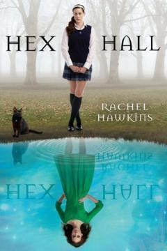 DNF Review: Hex Hall – Rachel Hawkins