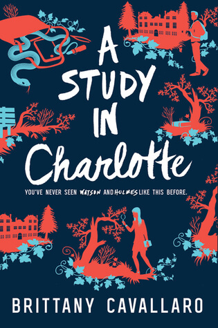 Review: A Study in Charlotte – Brittany Cavallaro