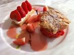 Strawberry-Dessert