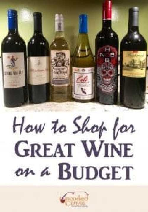 Cheap wine doesn't have to mean bad wine.