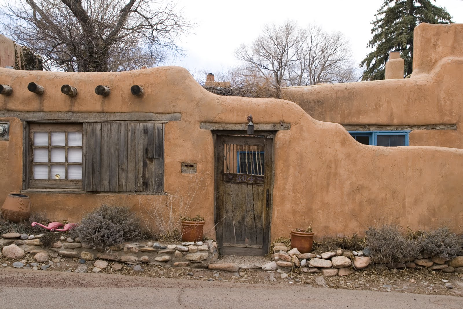 Adobe Home Design Architecture Du Jour The New Mexico Adobe House Uncouth