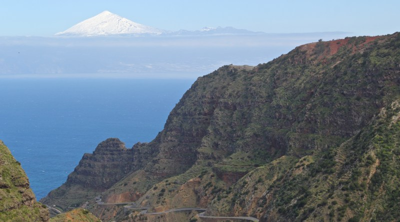 One Day Road Trip Around La Gomera, The Canary Islands