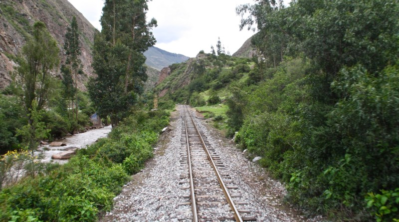 The Hiram Bingham Train from Cusco to Machu Picchu, Peru
