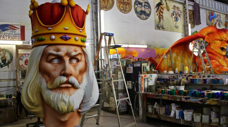 Mardi Gras World – Behind The Scenes of the Greatest Free Show on Earth