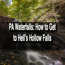 Hell's Hollow Falls