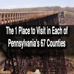 Where to Visit in Pennsylvania