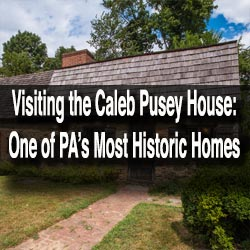 Visiting the Caleb Pusey House
