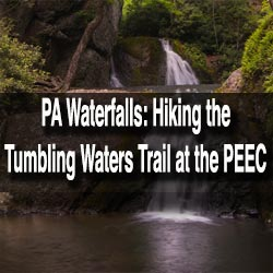 Hiking at PEEC