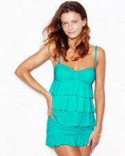 A tankini option from Kenneth Cole