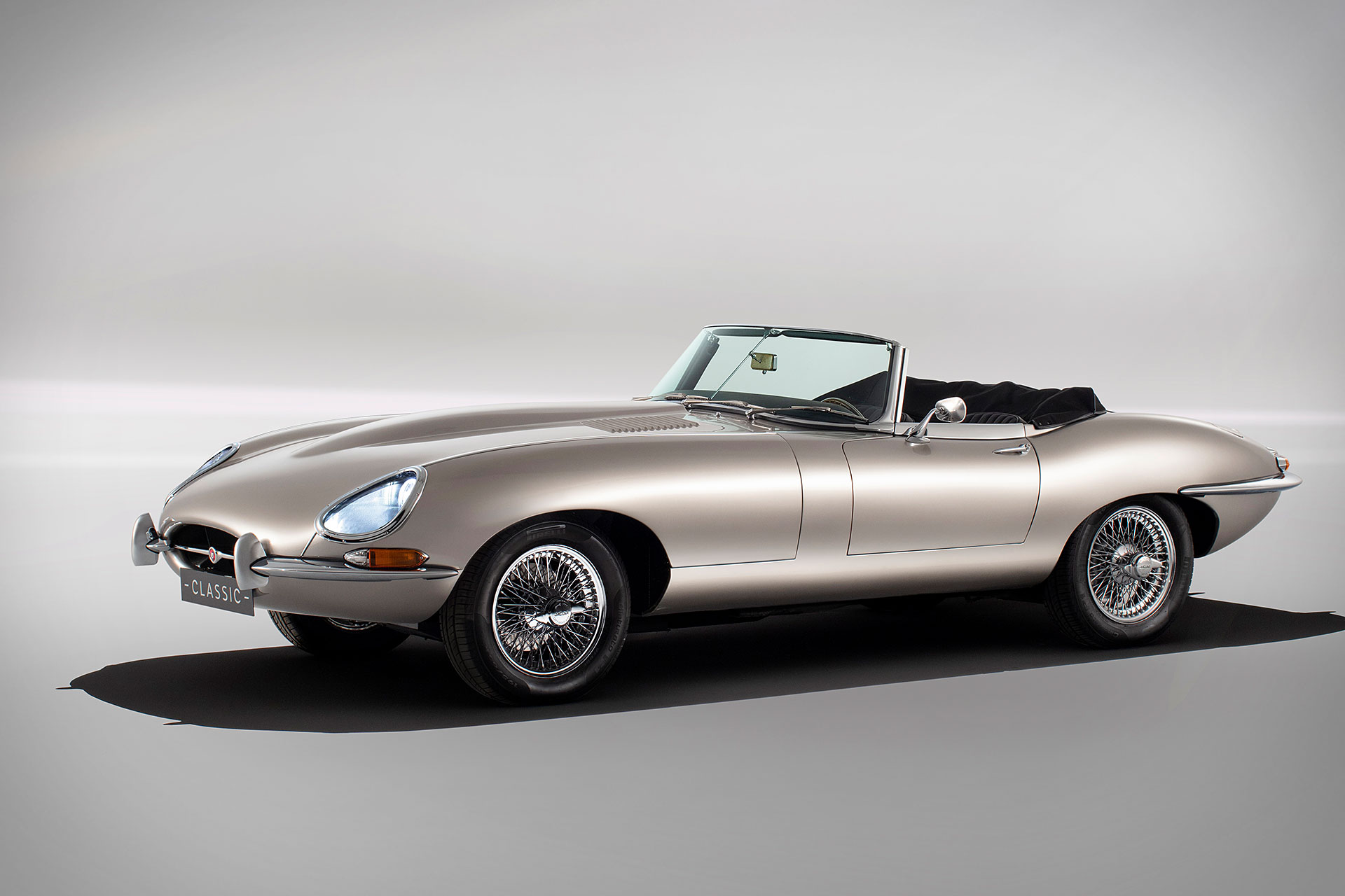 E On Electric Jaguar All Electric E Type Uncrate