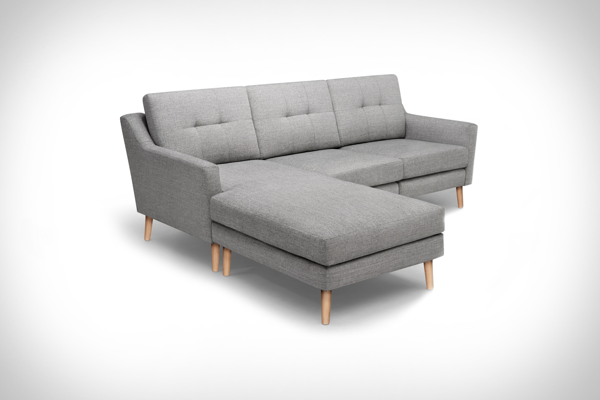 Cheap Modular Lounges Burrow Modular Sofa Uncrate