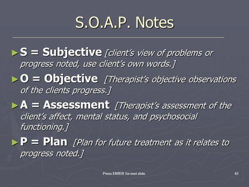 Digication e-Portfolio  Ashley Kimble  SOAP note - soap note