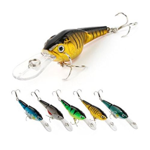 Best Bass Lures 2018 \u2013 Reviews And Top Picks