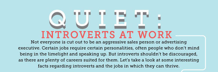 Not a People Person? Career Options for the Talented Introverts