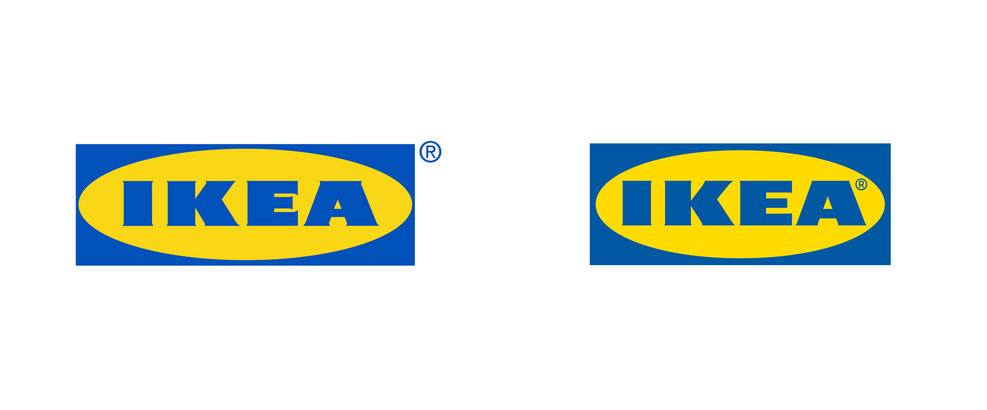 Ikea Bank Bad Brand New New Logo For Ikea By Seventy Agency And 72andsunny