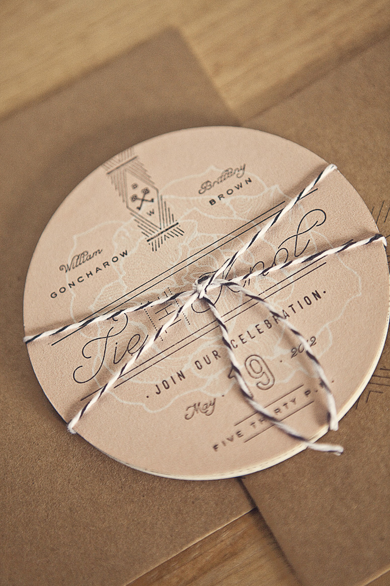 Fpo Goncharow39s Coaster Wedding Invites
