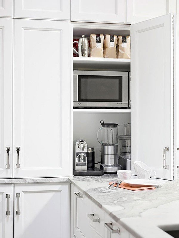 Küche Pantry Mini Butlers Pantry - Butler Pantry Ideas | Undercover Architect