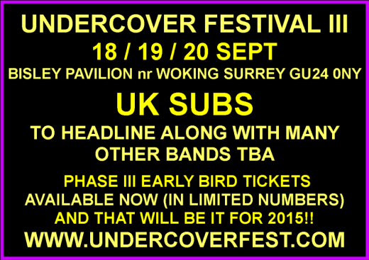 Undercover Festival III