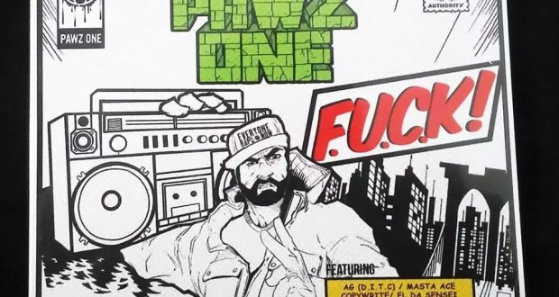 Fresh Off The Press! The Pawz One F.U.C.K! CD Available Now
