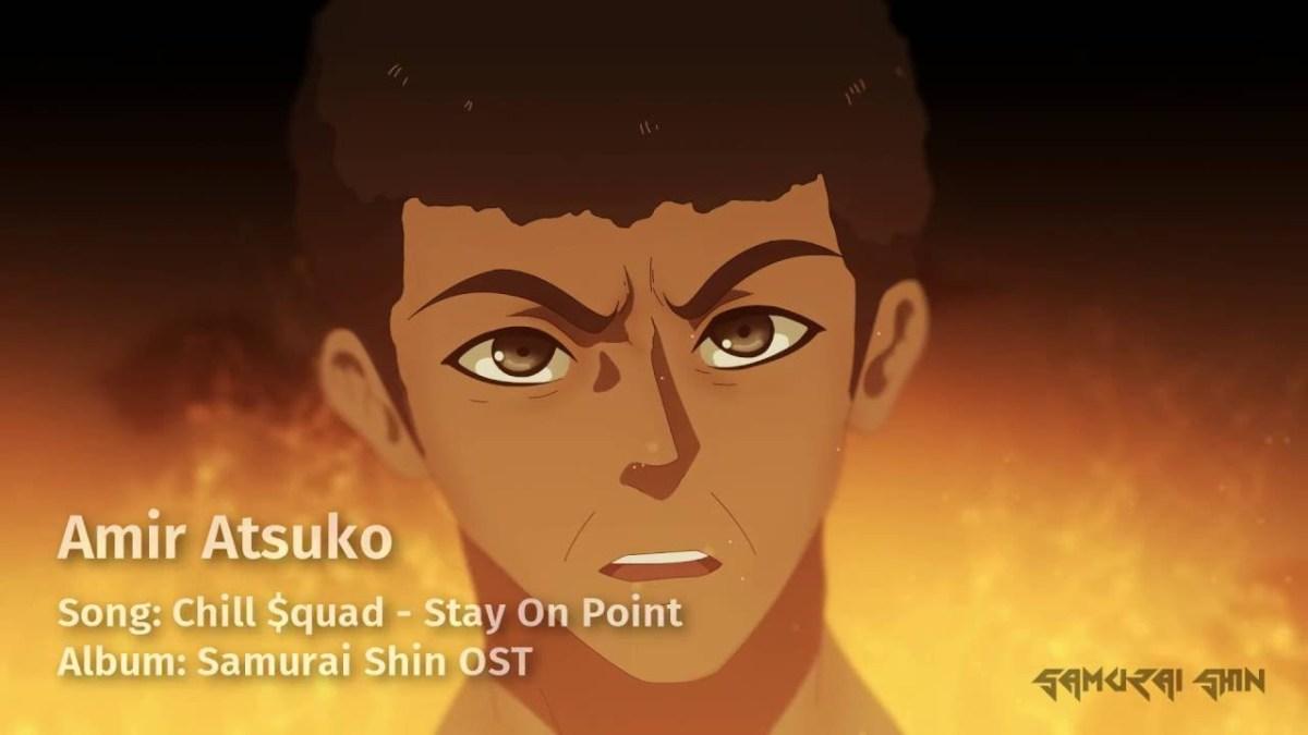 Samurai Shin Issue #1 Comic Book Release Trailer