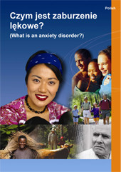 Translated Anxiety Disorders Factsheet - Polish