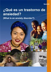 Translated Anxiety Disorders Factsheet - Spanish