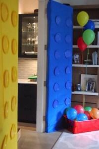 CUMPLEAOS LEGO/ LEGO BIRTHDAY PARTY  Un dinosaurio en la ...