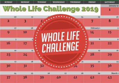 Whole Life Challenge 2019 | Undisputed Fitness
