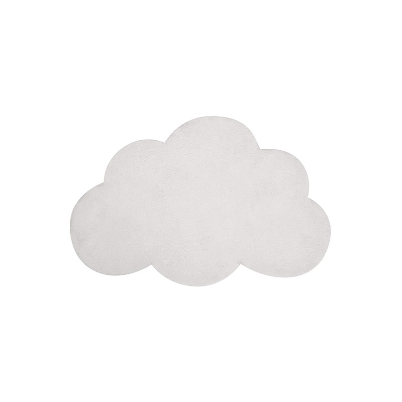 Tapis Gris Forme Nuage Tapis Nuage Blanc Lilipinso
