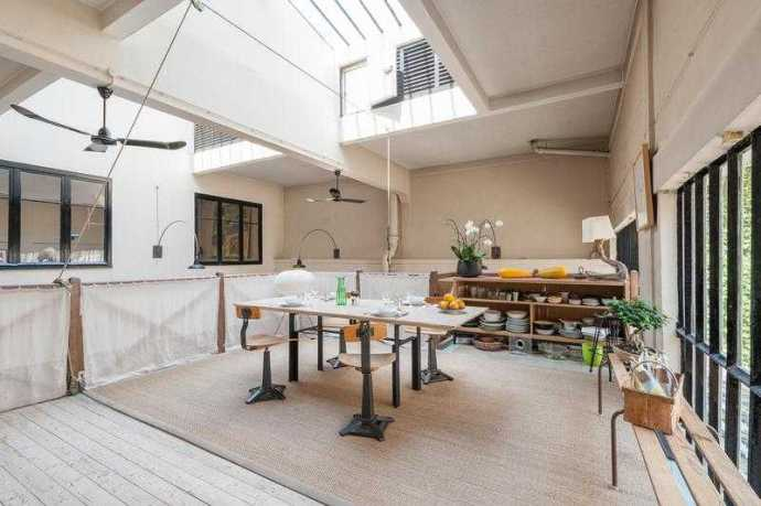 Lescuyer Properties Passage Landrieu, Un Loft Parisien D'exception | Une