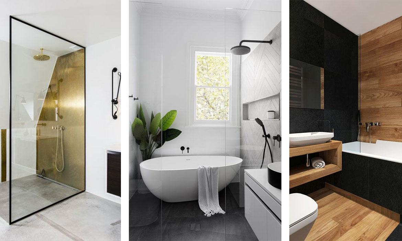 Salle De Bains Design | Amnager Une Salle De Bain Design De Maison ...