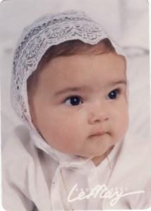sophie baby white baptism