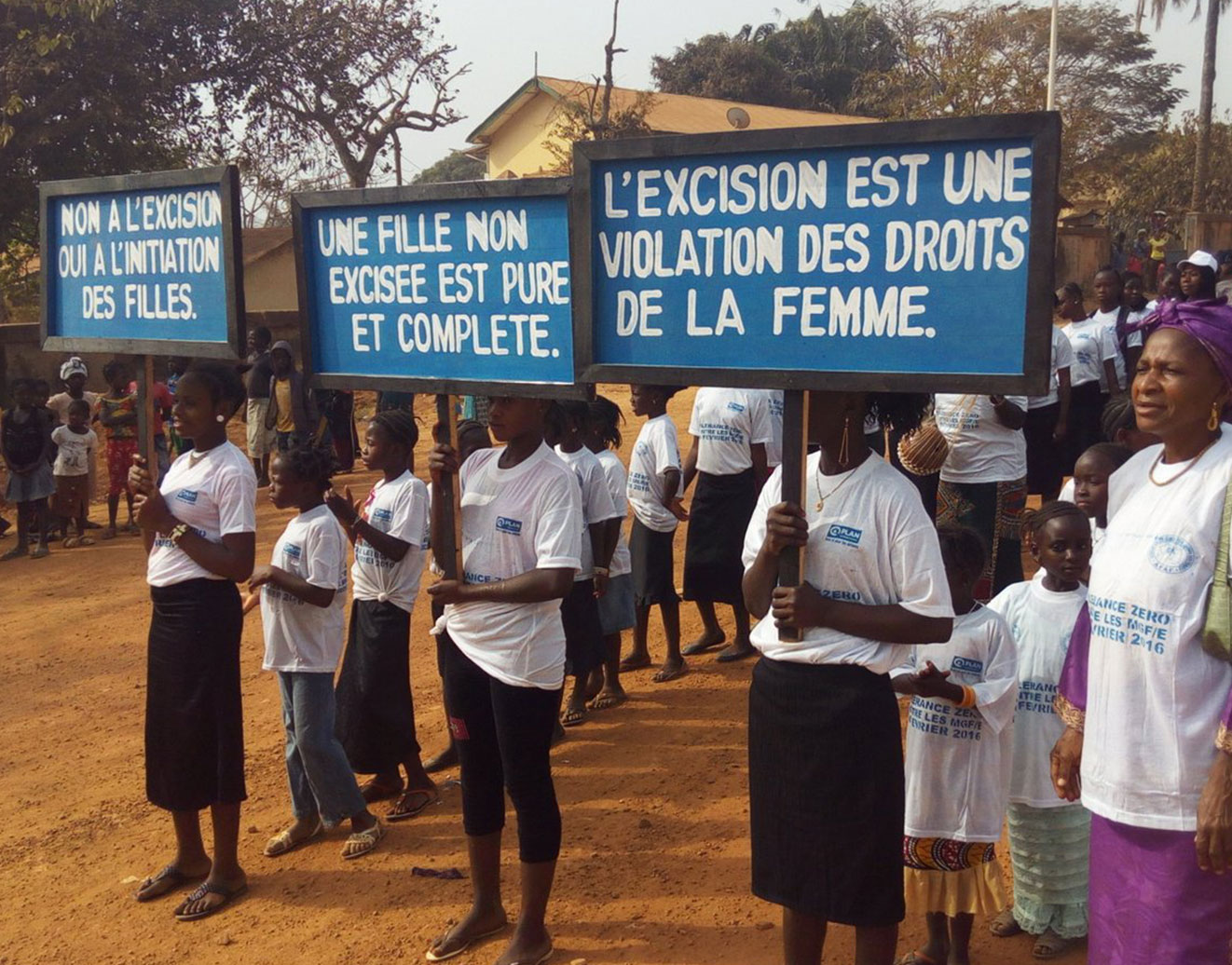 Les Filles Zen Intact Unfpa United Nations Population Fund