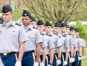 Harris has been a member of UNG's ROTC Program for four semesters and is now facing up to six years in jail.