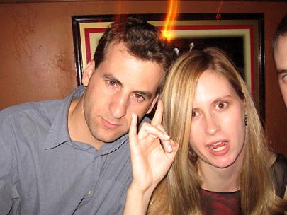 Sarah and Jeremy