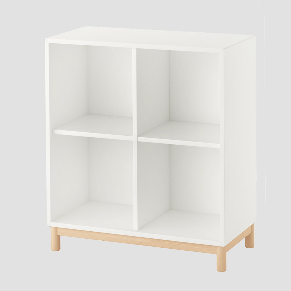 Glasregal Ikea Modulares Schallplatten Regal Ikea Eket Unhyped