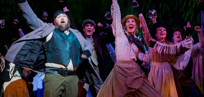 Review: My Fair Lady at the Theatre Royal