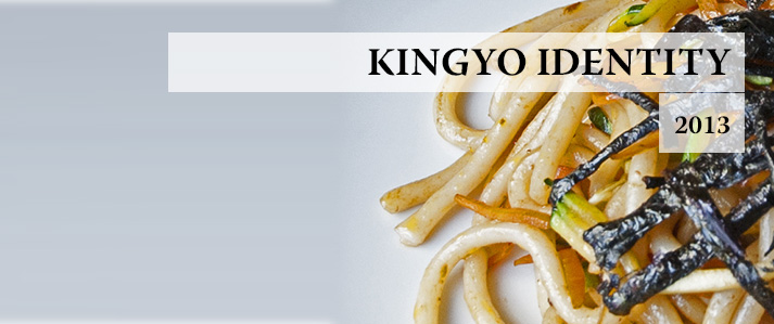 Corporate identity Kingyo