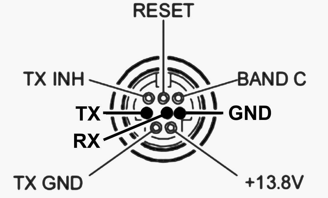 cat cable diagram