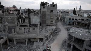 En una Gaza bajo bloqueo israelí desde 2007, explica que aprender hebreo no es una excentricidad, sino un deber - Afp