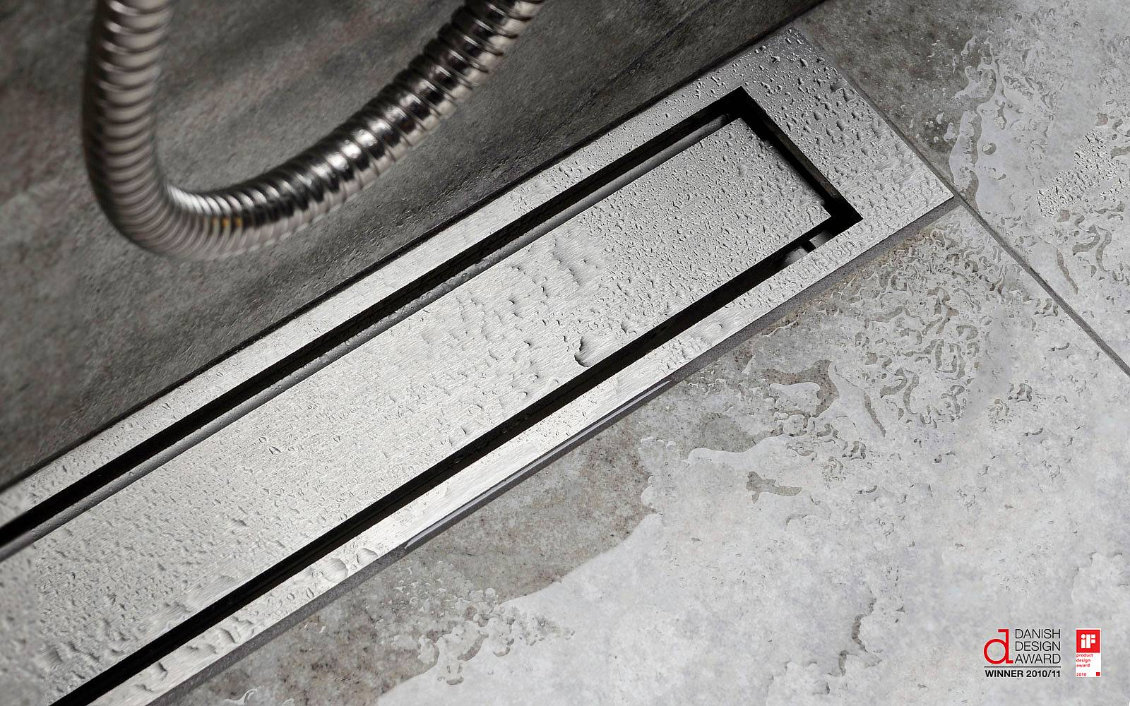 Smart Floor Waste Line Drain Linear Floor Drain In Classic Timeless Design