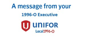 1996-O Executive Message