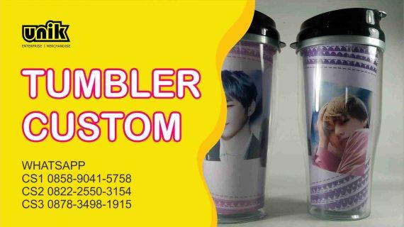 Bikin Tumbler Custom Satuan