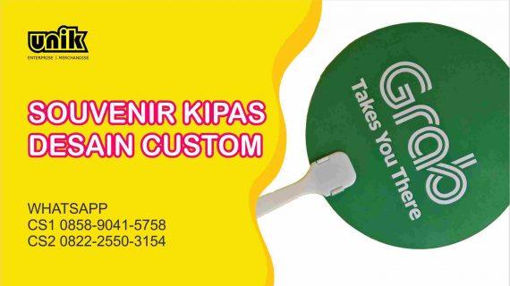 Bikin Souvenir Kipas Custom